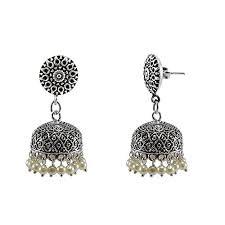 jhumka earrings uk traditional studs jhumki pearl jhumka earrings https