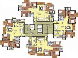 Hobbit Home Floor Plans by Logix City Center Floor Plan Ground View Idolza