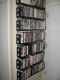 Wood Storage Shelves Plans by Best 25 Dvd Storage Shelves Ideas On Pinterest Cd Dvd Storage