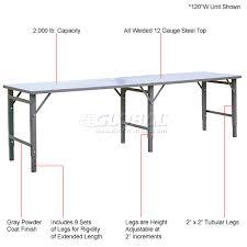 Heavy Duty Folding Table Great Heavy Duty Folding Table Legs Table Legs And Folding Legs