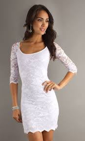 party lace white dress fashion show collection gossip style
