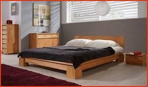 lit de chambre a coucher chambre adulte en bois massif unique lit en bois massif vinci