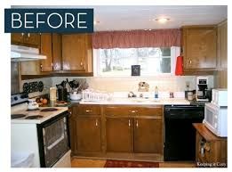 cheap kitchen makeover ideas before and after roundup 10 memorable room makeovers for 1000 curbly
