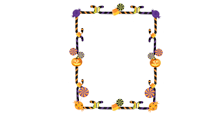 halloween paper border halloween mini foam picture frame kit shop geddes halloween