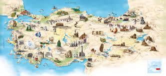 Bosporus Strait Map Visit Turkey With Moris Travel Agency Tour Operator In Turkey