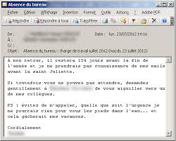 message d absence de bureau top 10 des vrais messages d absences de bureau topito