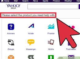 Yahoo Help Desk How To Contact Yahoo 6 Steps With Pictures Wikihow