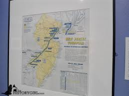 Rutgers Map Pinpointing New Jersey Exploring The Nj State Museum U0027s Map