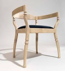Armchair Cafe Paul Loebach Turned Wood Chair Furniture Items Pinterest