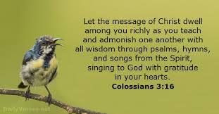 colossians 3 16 bible verse dailyverses net