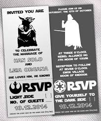wars wedding invitations wars wedding invitations is one of best ideas which can be