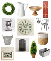 get the fixer upper look u2013 26 budget friendly items at home with