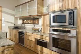 bamboo kitchen cabinet bamboo kitchen cabinets lovetoknow
