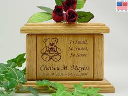 baby caskets baby urns infant urns wood baby cremation urns premature
