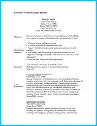 Executive Administrative Assistant Sample Resume by You Can Start Writing Assistant Store Manager Resume By