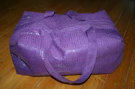 patron sac cuir gratuit sac cabine d u0027après le tuto de ka naniecousette
