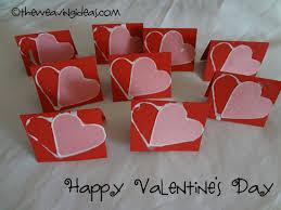 Make Valentines Card - easy preschool valentine u0027s day cards theweavingideas