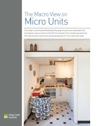 uli multifamily product councils publish new research about micro