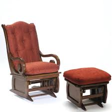 Nursery Chair And Ottoman Recliners Beautiful Recliner Gliders And Ottomans For House