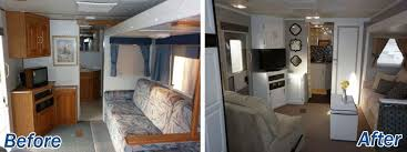 Rv Modern Interior Rv Interior Storage Ideas Rv Interior Decorating Modern 17 On
