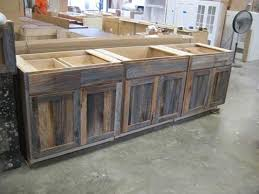 rustic barn wood kitchen cabinets barnwood kitchen cabinets benedict antique lumber and