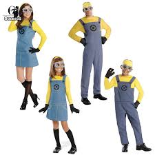 Minions Halloween Costumes Adults Buy Wholesale Minion Costume China Minion