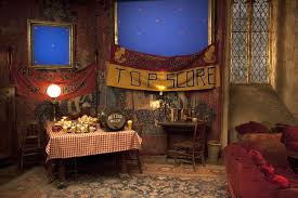gryffindor bedroom creating the gryffindor common room pottermore