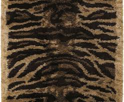Animal Area Rugs Leopard Print Often Preferred For Area Rugs