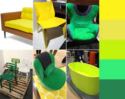 trend colors color trends from icff 2013 green and yellow design milk