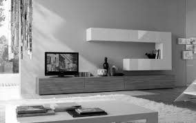 Wall Mounted Tv Ideas by Tv Stand Ideas For Wall Mounted Tv Round White Ottoman Coffee