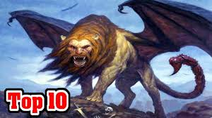 top 10 popular creatures of greek mythology top 10 archive