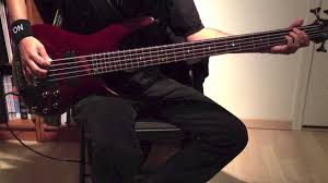 Hit The Floor Bass Tab - chevelle the clincher bass cover youtube