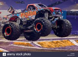 monster truck show 2016 new orleans la usa 20th feb 2016 barbarian monster truck in