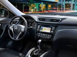 crossover nissan nissan rogue leather black interior nissan rogue pinterest