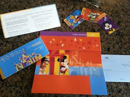 travel docs images Travel time what do disneyland package travel documents look like jpg