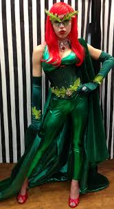 Poison Ivy Costumes Halloween Celebrate St Patrick U0027s Dallas 2016 Crazy Costume Ideas