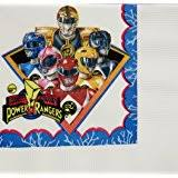 power rangers wrapping paper mighty morphin power rangers party decoration paper