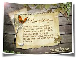 quotes on remembering loved ones