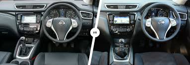 nissan qashqai nearly new nissan qashqai vs x trail u2013 style or size carwow
