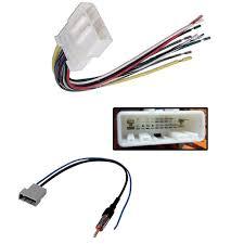 nissan altima 2005 radio wiring nissan car stereo wiring harness radio antenna adapter 370z
