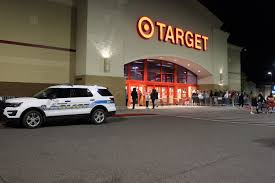 snow blowers black friday over 1 000 shoppers wait in line for target u0027s black friday 2016