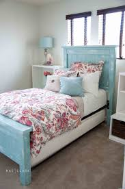 Pottery Barn Bedroom Furniture by Best 25 Diy Twin Bed Frame Ideas On Pinterest Twin Platform Bed