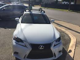 lexus nx bike rack tx fs roof rack floor mats etc clublexus lexus forum discussion