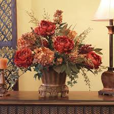 Faux Floral Centerpieces by 21 Best Floral Arrangements Images On Pinterest Silk Flowers