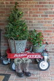 simple christmas front porch decorating ideas porch victorian