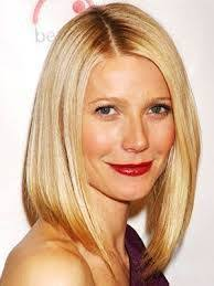 mid length hair cuts longer in front 8 best concave one length haircut images on pinterest hair