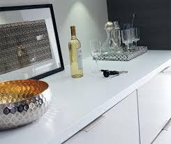 White Laminate Kitchen Cabinet Doors Tranter Modern Slab Cabinet Doors