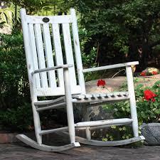 Outdoor Rocker Chair Dixie Seating Indoor Outdoor 5 Farm Road Rocking Chair Hayneedle