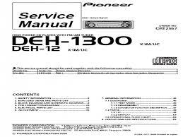 pioneer deh 2050mpg wiring diagram pioneer deh 2050mpg how to set