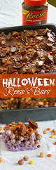 reese s halloween ultimate reese u0027s peanut butter cereal squares recipe 2 ad